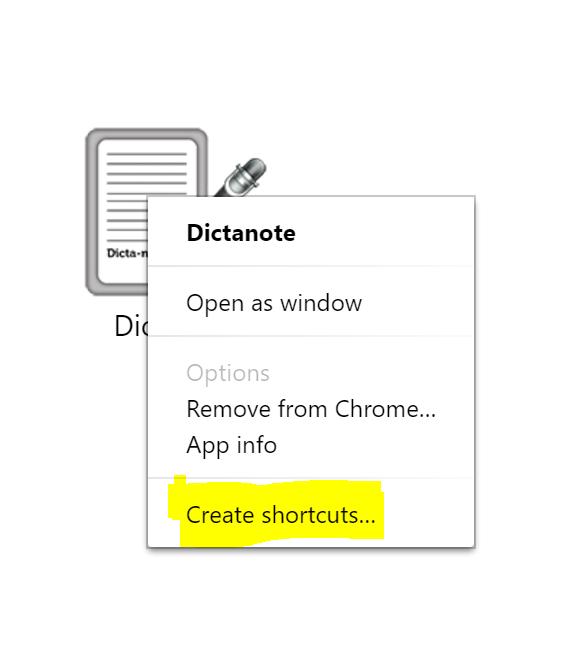 dictanote